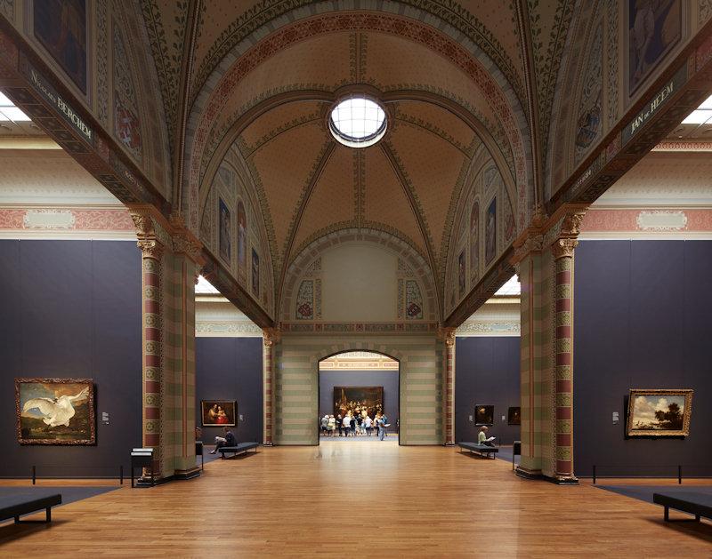 Eregalerij van het Rijksmuseum © Rijksmuseum Amsterdam, foto door Erik Smits
