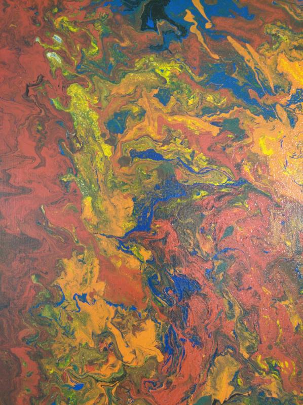 Jos Niemer – 'Onderwaterwereld'