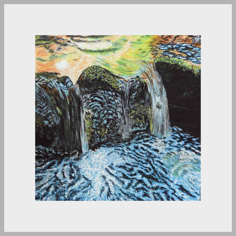 Feike de Vries – 'Waterfall'