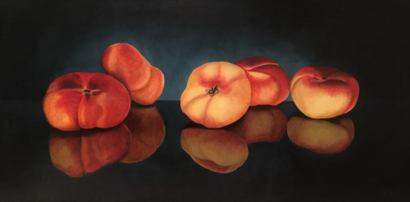 Lianne van der Plaat – 'Wild peaches'