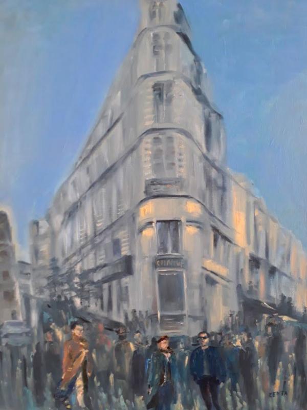 Zenta Sakalauskiene – 'Paris'