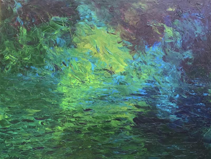 John O'Sullivan – 'River in Spring'