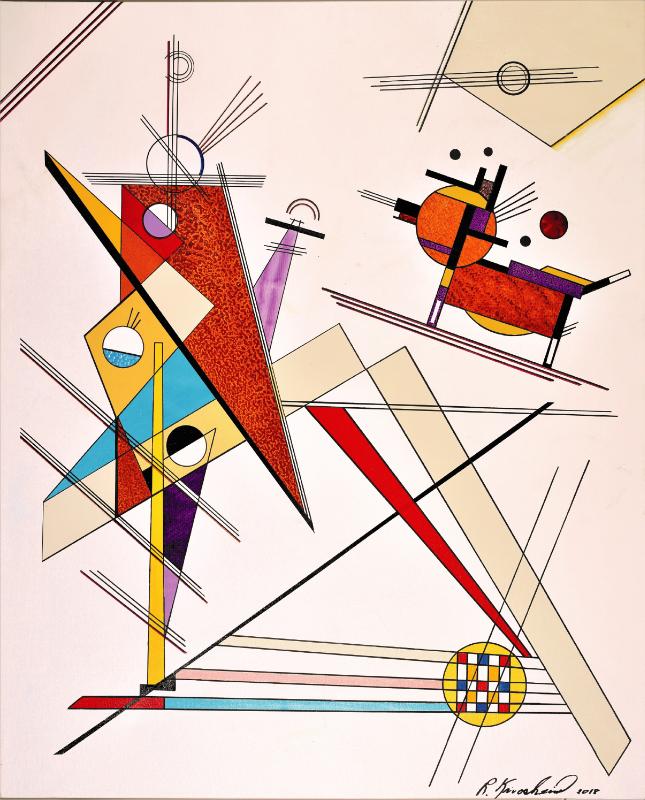 Ronald Krivosheiw – 'Nino'
