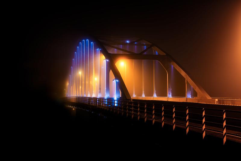 Oscar de Wit – 'The bridge'
