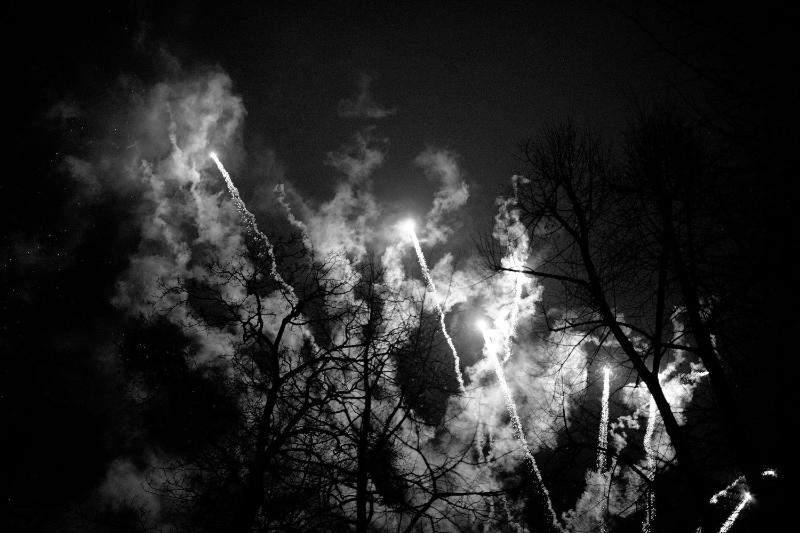 Ingo Robin – 'Firework / Tivoli / Copenhagen'