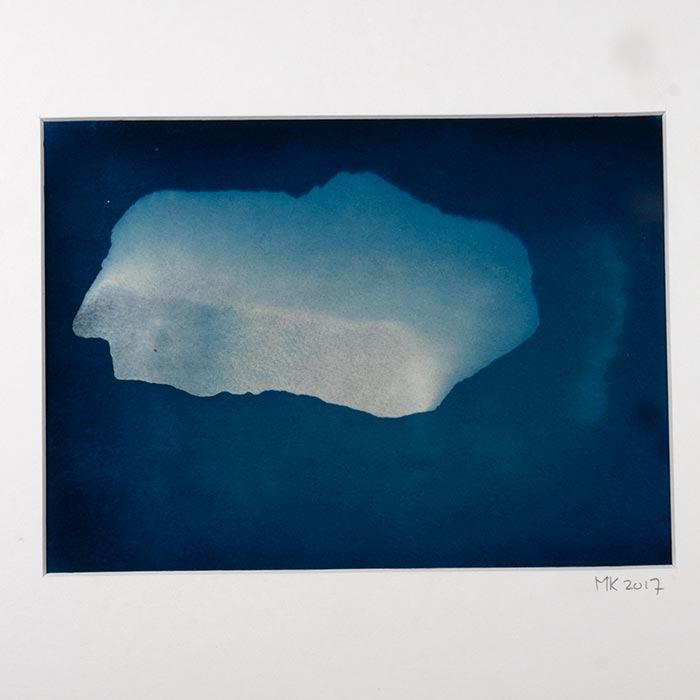 Michiel Knaven – 'Cyanotype #2'