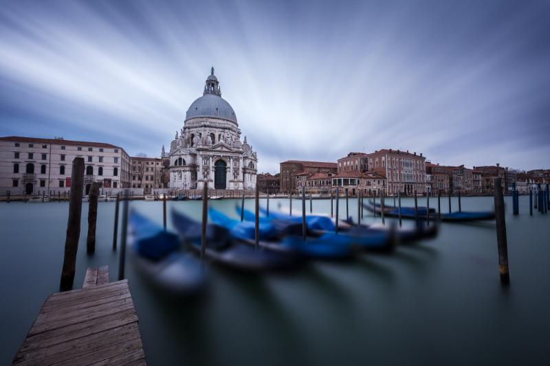 Frank Peeters – 'Venice, Time Fades'