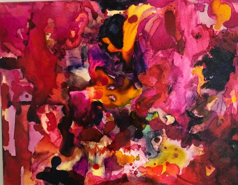 Elinor Rowlands – 'Experiment'
