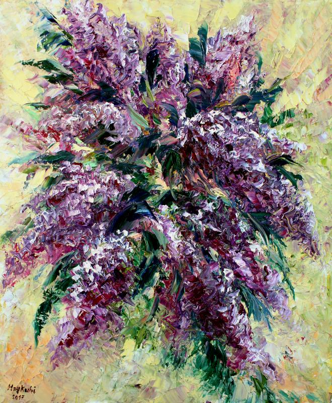 Haykuhi Khachatryan – 'Lilac composition'