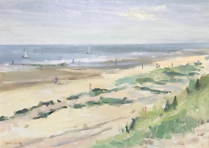 Peter Smit – 'Big Silent Beach'