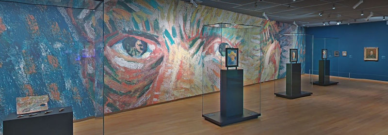 Van Gogh Museum Amsterdam © Google