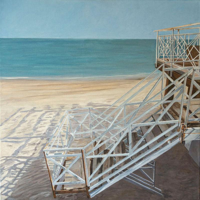 Louis van der Linden - Langs Zee (Along the sea)