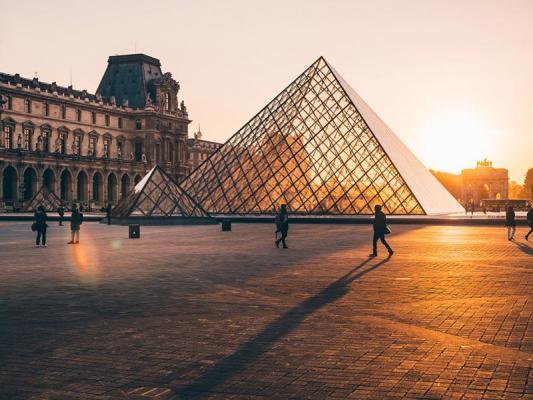 Musée du Louvre © Olivier Wong
