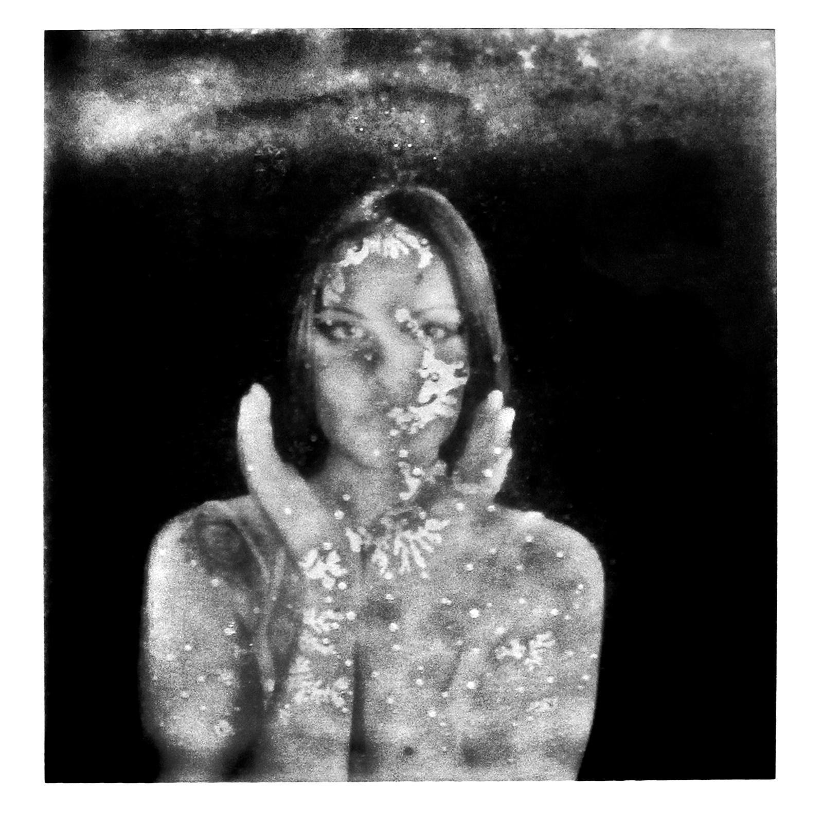 Woman Polaroid Portrait