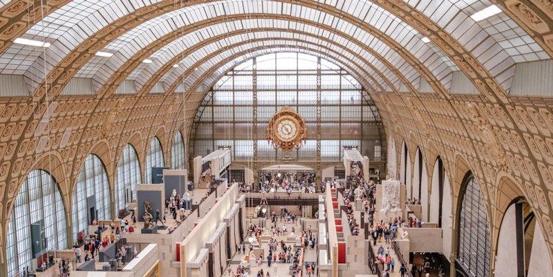 Musée d'Orsay © Johan Mouchet
