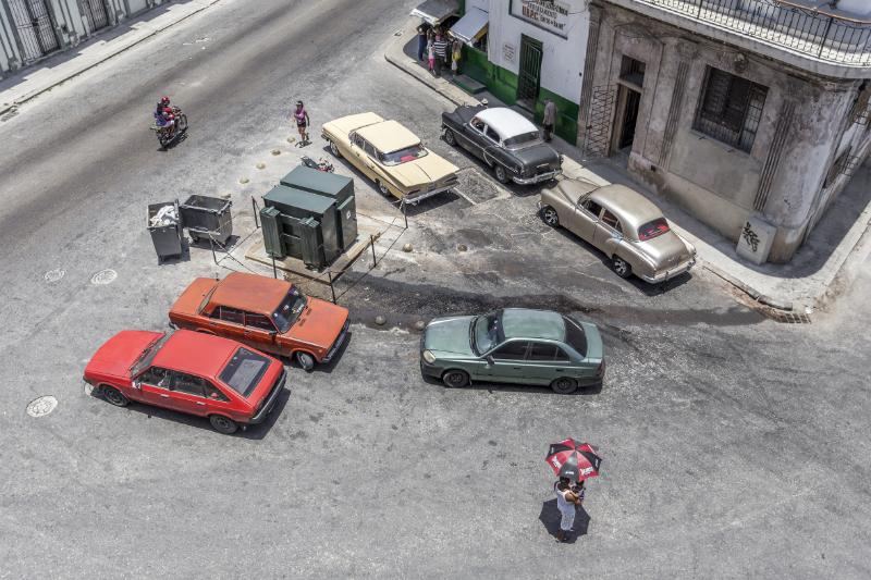Manu de Caluwe – 'No Traffic, Yesterday Cars'