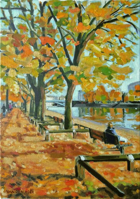 Jacco van den Hoek – 'Ouse – York – Pol'