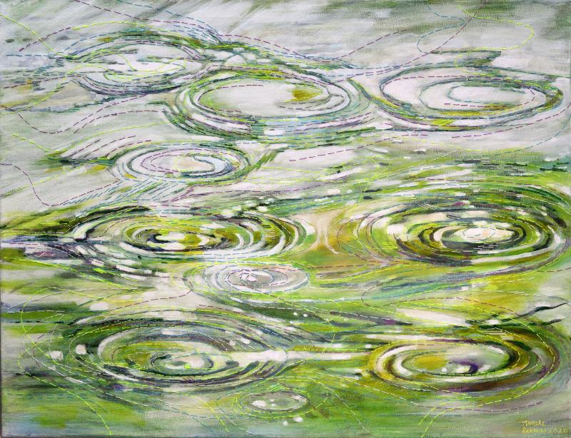 Anneke Dekkers – 'Rainy day'