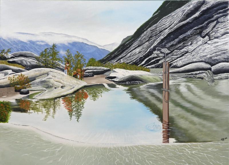 Feike de Vries – 'Toerisme'