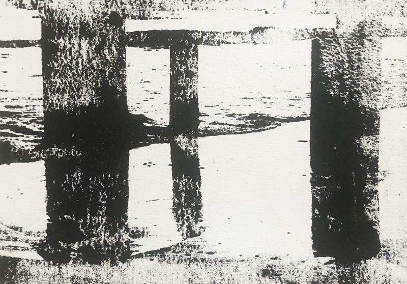 Nicholas Peter Bartlett – 'Under the Pier'